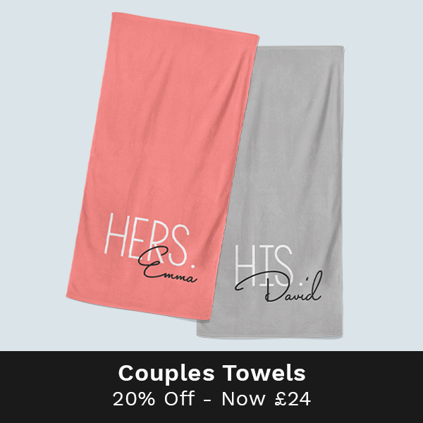 Couples Towels