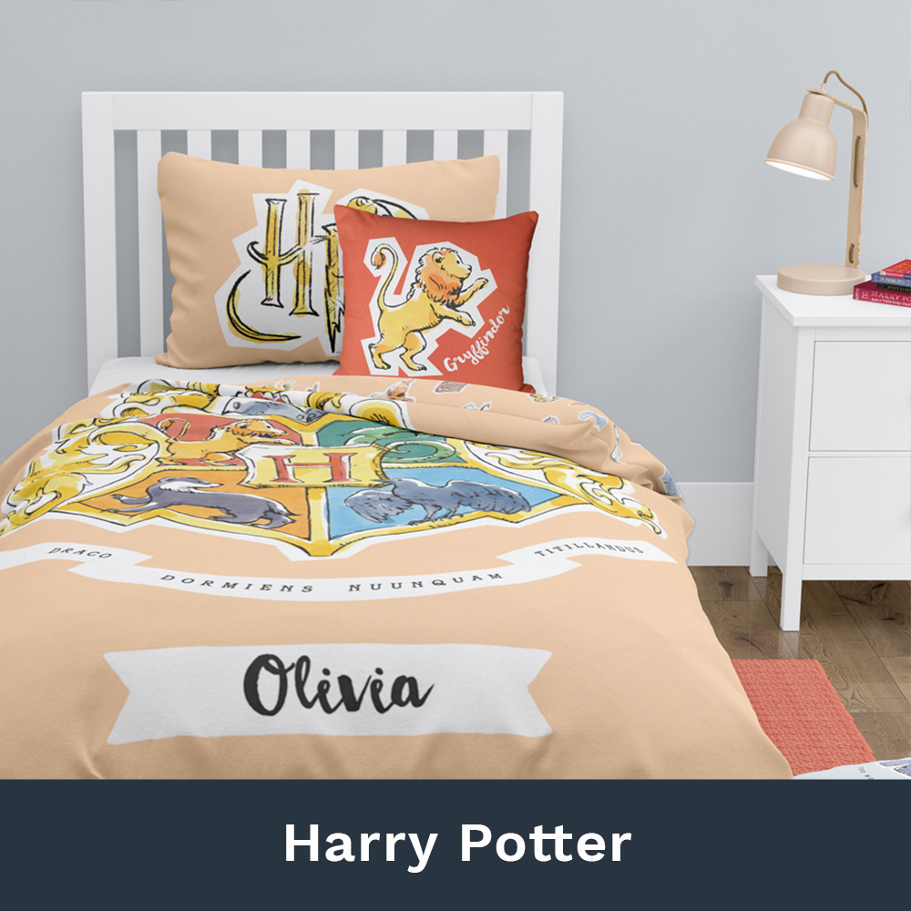 Personalised Harry Potter Gifts
