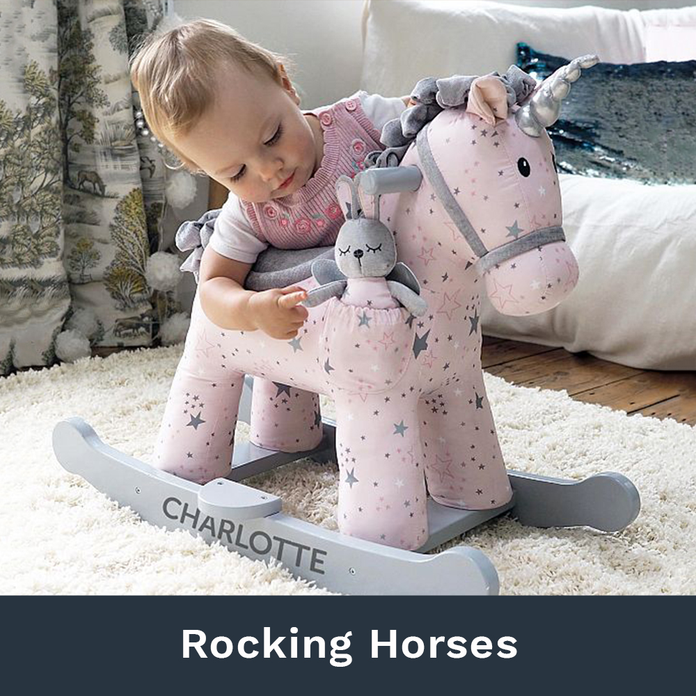 Personalised Rocking Horses